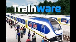 Meus pensamentos sobre Trainware (ROBLOX jogo de trem mais realista?)