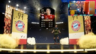 ME SALE LEWANDOWSKI IF 91 !!! DIOOOOOOOOOOOOOS