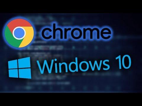 Зависает ПК из-за Google Chrome на Windows 10 (и ещё из-за Deezer'a)