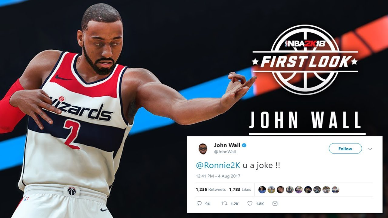 NBA Players React To Their NBA 2K Ratings...HILARIOUS!! | NBA 2K18 Edition