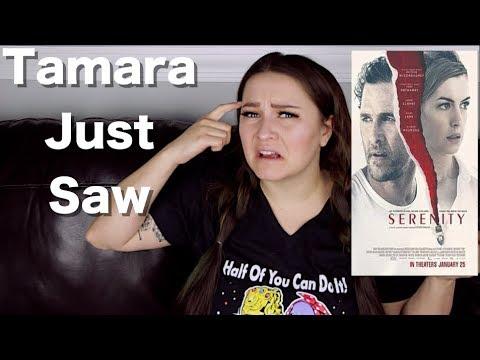Serenity - Tamara Just Saw