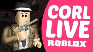 ROBLOX PALS MURDER MYSTERY! | Corl Live #13