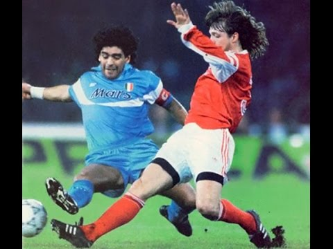 Футбол спартак- наполи 1990