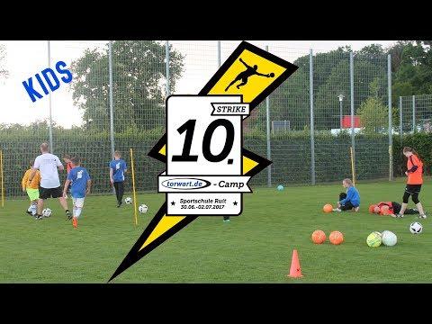 10. torwart.de-Camp 2017 | Kids | Trainingszusammenfassung