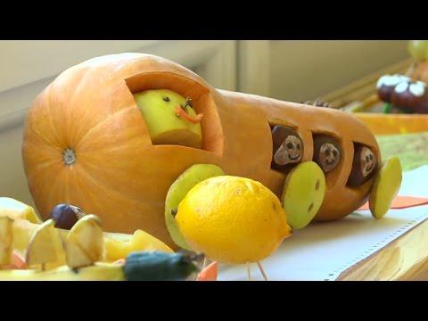 Gyümölcsfesztivál a Leányka Tagóvodában - Promontor Televízió
