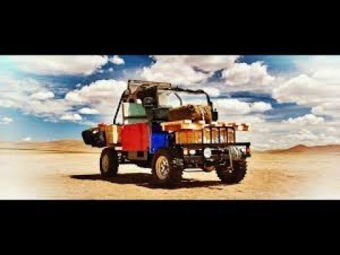 Кларксон в Монголии завершение