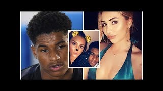 Marcus Rashford girlfriend: England star's rumoured ex-lover 'is dating his BROTHER'