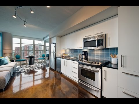 Beautiful Onyx On First GoPro Tour | One Bedroom W/ Den Model Apartment Home | Luxury DC  Apartments