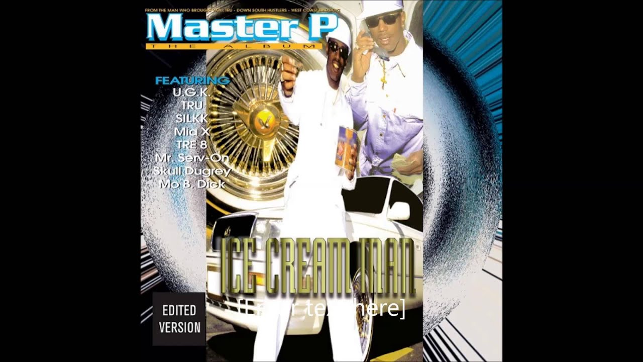 Master p ice cream man remixed - YouTube