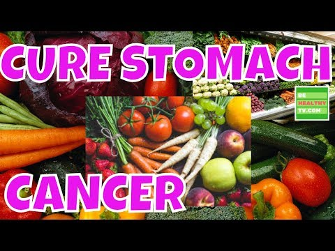 Eating Right Veggie Reduce STOMACH CANCER By 26%