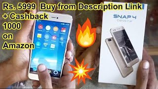 Infocus snap 4 Camera Review Unboxing and Review Best Price Specs amp Features