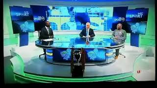 Coach Pitso Vs Ernest Middendorp via Soccerzone with Thomas