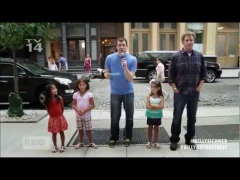 Funny or Dies: Billy on the Street with Will Ferrell
