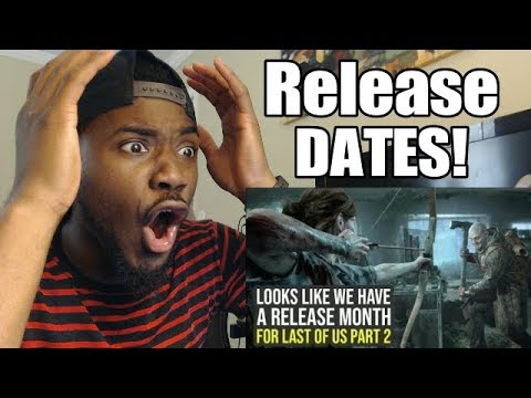 The Last Of Us Part 2 & Ghost Of Tsushima RELEASE DATES! | REACTION & REVIEW