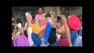 Amrinder Gill new song pendu 2 live