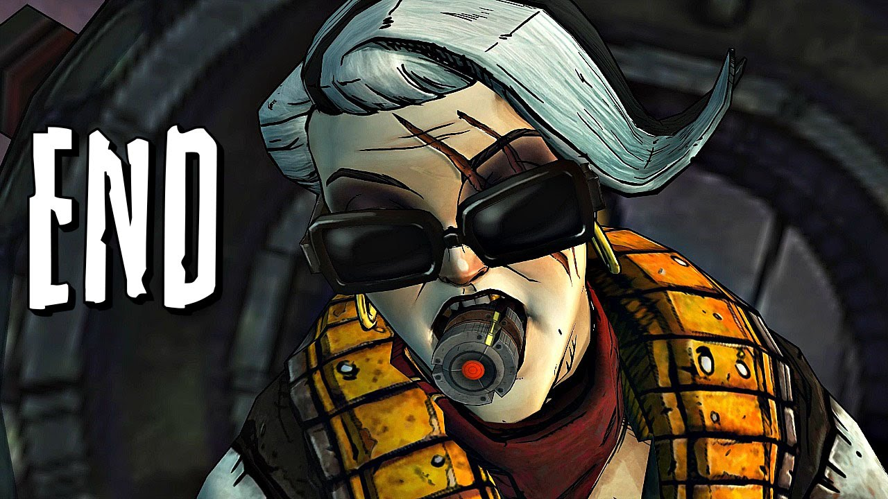 Tales from the Borderlands: Episode 3 - Ending (Gortys Upgrade ...