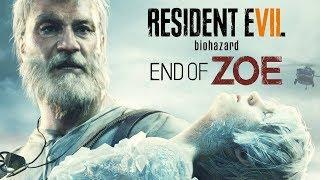 RESIDENT EVIL 7 - END OF ZOE (DLC) : TERROR EM FAMÍLIA