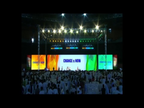 LIVE: Congress Party's Plenary Session, Indira Gandhi Indoor Stadium, New Delhi