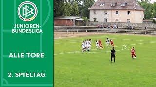 HSV im  10-Tore Wahnsinn! | Alle Tore der A-Junioren-Bundesliga | 2. Spieltag