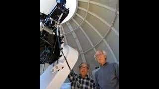 「夜空の暴走族」70代2人、天体100個スピード発見自分の編集動画