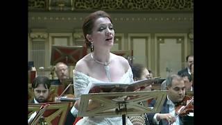 """""""Luceafarul"""" - концертное исполнение музыки балета"""