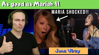 Jona My Saving Grace - Mariah Carey song REACTION.mp3