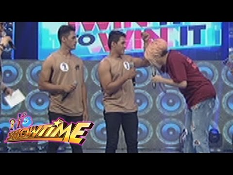It's Showtime: Will Vice smell the armpit of Twin It To Win It contestants?