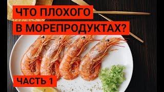 Что плохого в морепродуктах? Как влияет рыболовство на экологию? Веган Влог #4