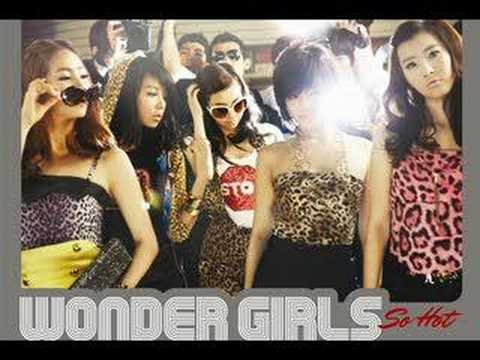 Wonder Girls - So Hot - Tell Me [Track 4]
