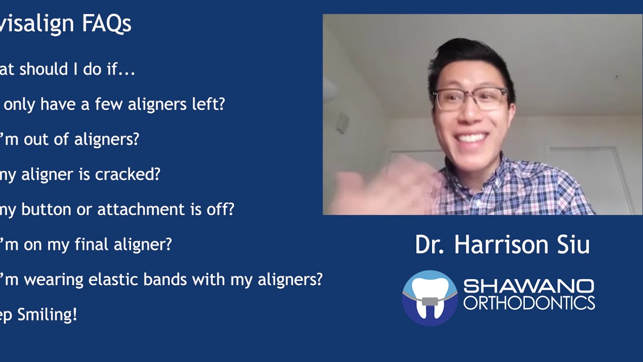 COVID-19 Closure: Invisalign Q&A Session with Dr. Siu