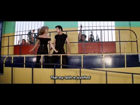 Grease Sing-A-Long You're the One That I Want