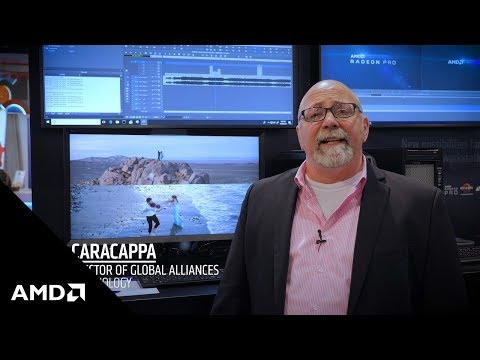 Avid Technologies Partnerships And Certifications With AMD Radeon Pro And HP Workstations