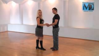 Сальса. Видео урок №2 от MostDance.com (Голинищенко, Вишняков)