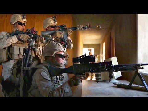 U.S. Marines Urban Warfare Training