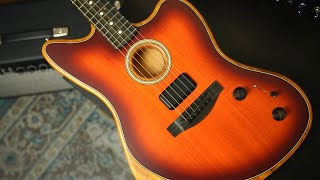 Deep Soulful Groove Guitar Backing Track Jam in D Minor