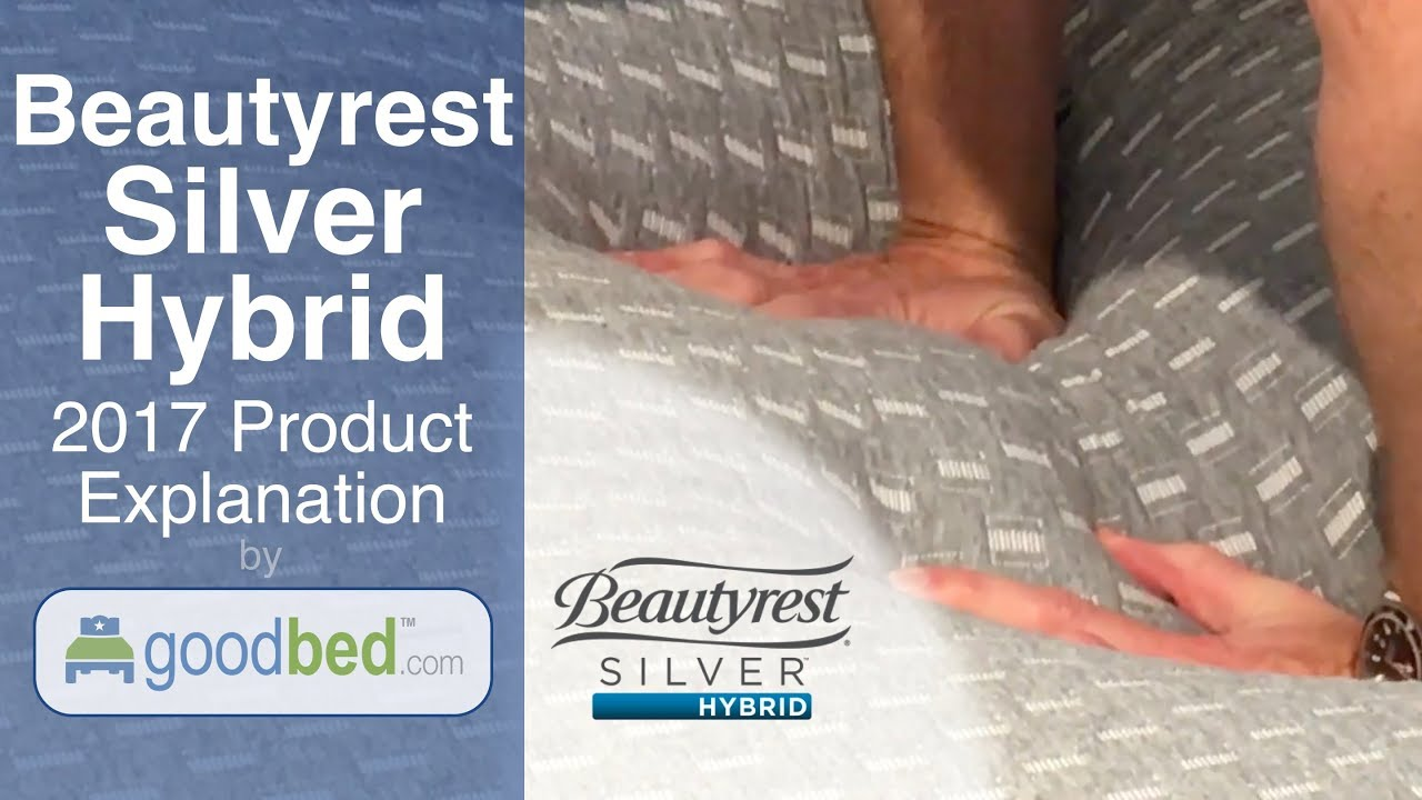 Beautyrest Silver Hybrid Mattress Options Explained By Goodbed