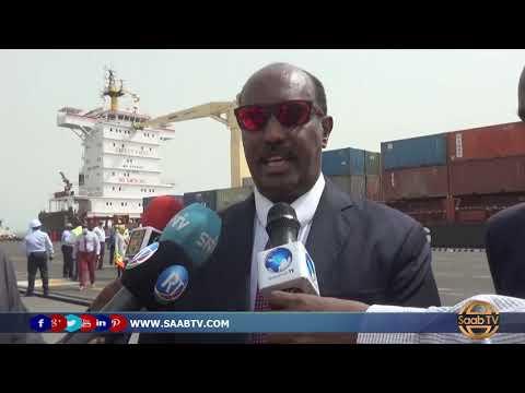 Shirkadda Djabouti Shipping Company Oo Soo Iibsatay Markab