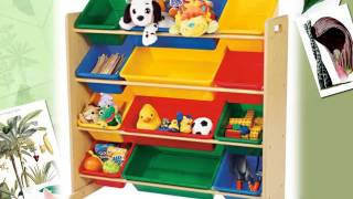 Best Tot Tutors Toy Organizer Review