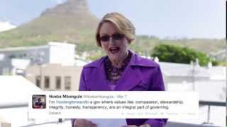 Helen Zille responds to @ncebambangula