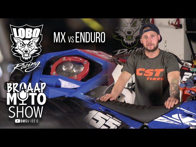 MX vs Enduro | Różnice w Motocyklach | BMSvideo | Lobo Moto