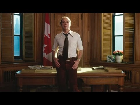 From the Archives:  Pierre Trudeau