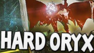 Destiny - HOW TO KILL ORYX (HARD MODE FULL) !