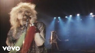 Hanoi Rocks - Up Around the Bend (Official Video)