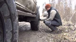видео WRANGLER - Безопасность - Ирбис JEEP