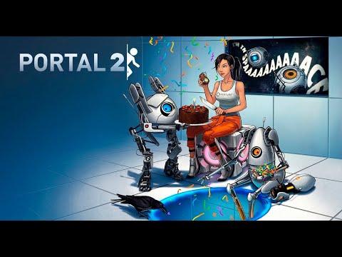 Portal 2 | Полное прохождение
