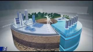 Технология будущего. Вертикальный ветрогенератор(Телепроекты на сайте: http://24.kz/ru/tv-projects Twitter https://twitter.com/tvkhabar24 Facebook https://www.facebook.com/tvkhabar24/ Вконтакте ..., 2017-02-06T06:10:48.000Z)
