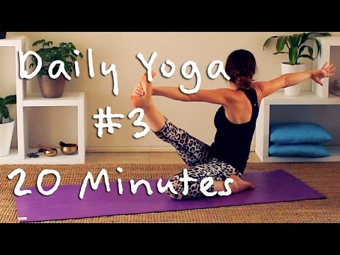 General Yoga | 20 Minutes | BOKETTO YOGA