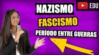 NAZISMO Resumo FASCISMO  TOTALITARISMO os efeitos da Primeira Guerra Mundial e da Crise de 1929 #5