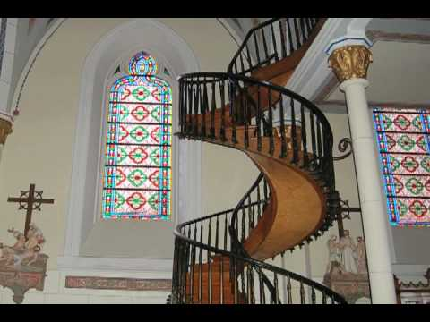 Image result for Loretto Chapel youtube