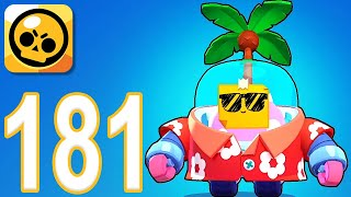 Brawl Stars - Gameplay Walkthrough Part 181 - Tropical Sprout (iOS, Android)